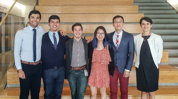 Biodesign NEXT Facilitates Student Plans to Help Low-Income Californians Eat Healthy