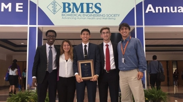 Bioengineering Students Develop Better Cystic Fibrosis Treatment for Patients On-the-Go