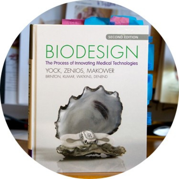 Biodesign Textbook and Videos